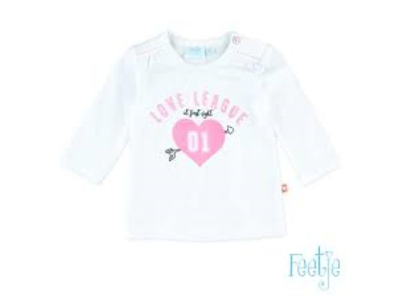 Feetje shirt love lague loved id:51601016