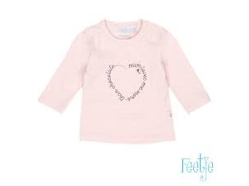 Feetje Love day ls shirt mum id:516.01091