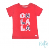 Feetje (56 tm 86) t-shirt km Oh lala Sea View id:517.00471