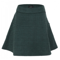 Little miss Juliette (98 tm 152) Fine check skirt id:40-1865