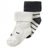 Noppies newborn (50 tm 68) Eloff socks 2p id:20465013