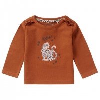 Noppies newborn (50 tm 68) Roedtan ls shirt id:20470010