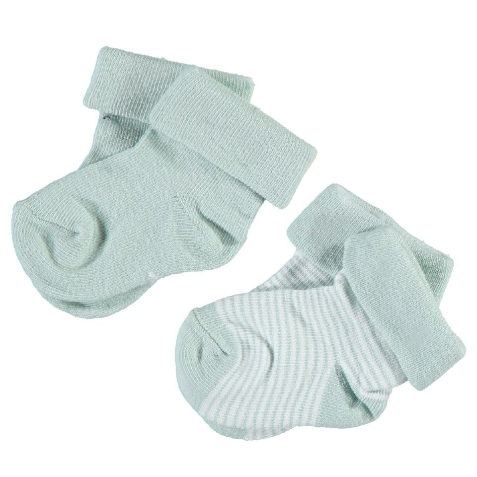 Noppies newborn basic Zoe socks 2p id:67352
