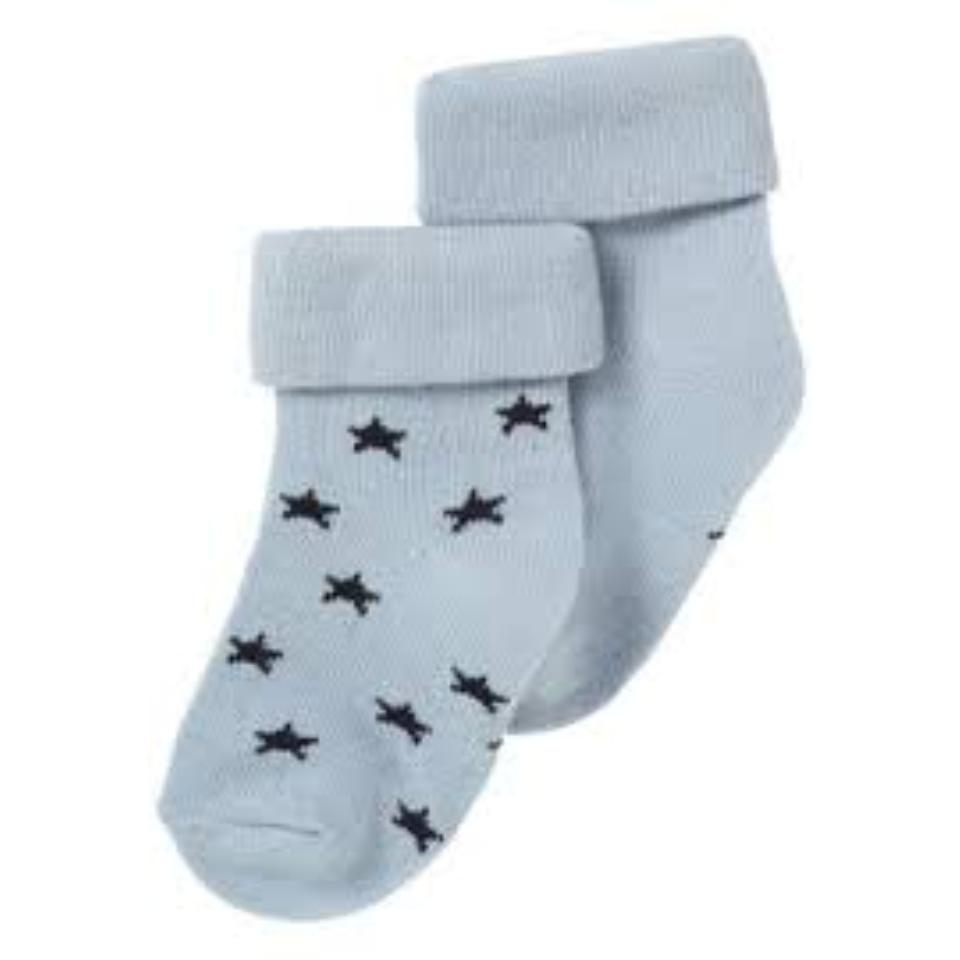 Noppies newborn basic Napoli socks 2p id:67376