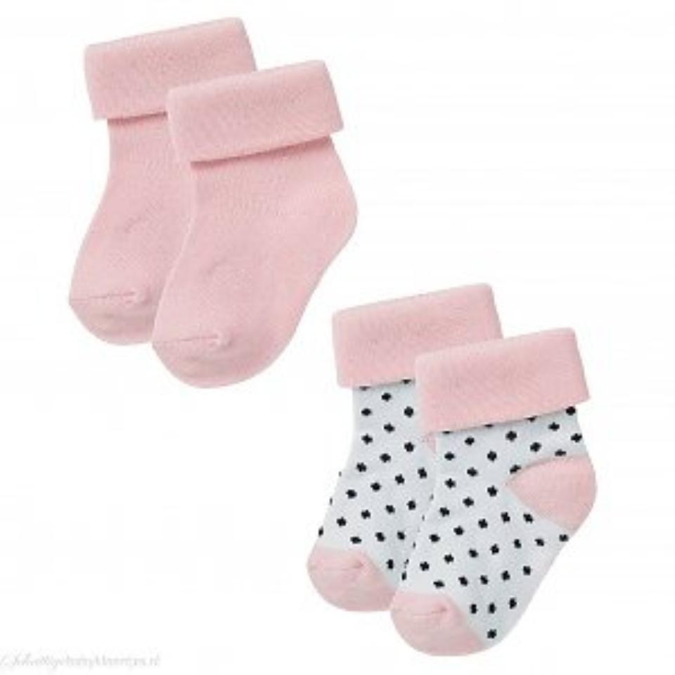 Noppies newborn basic Nampa socks 2p id:67367