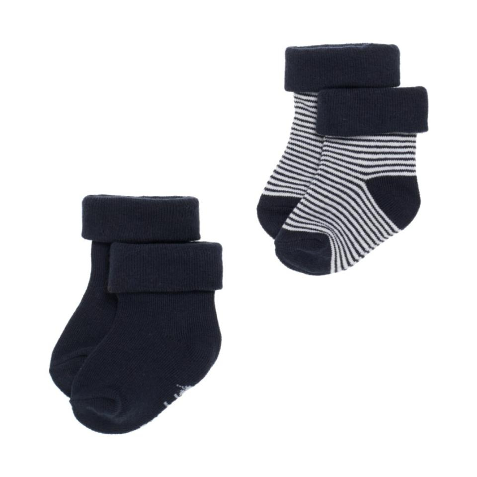 Noppies newborn basic Guzzi socks 2p id:67325